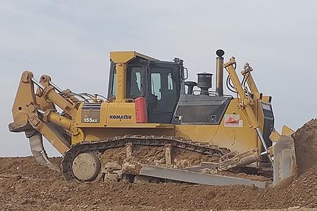 Bulldozer D155AX