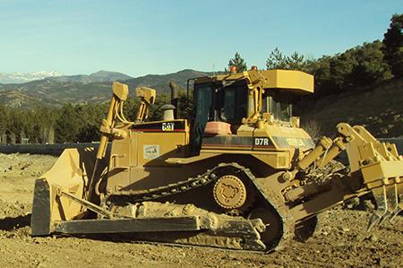 Bulldozer D7R