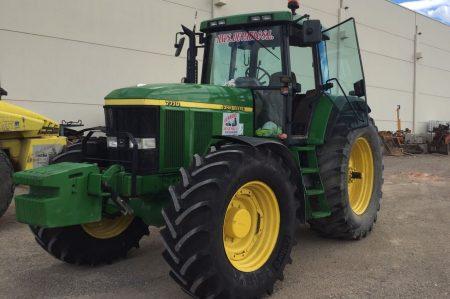09.01. Tractor JD-7710 (HU-VE)