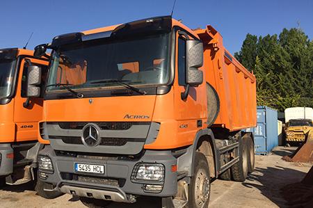 Dumper 5435 HCL
