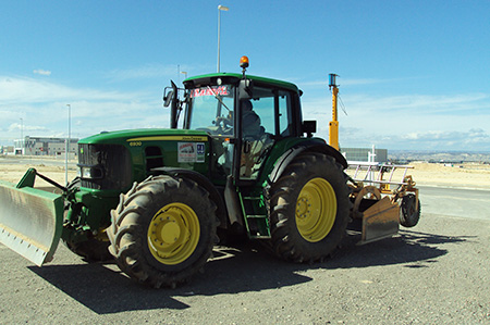 Tractor JD 6930 (BFM)