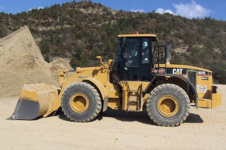Pala Cargadora CAT-962 - G